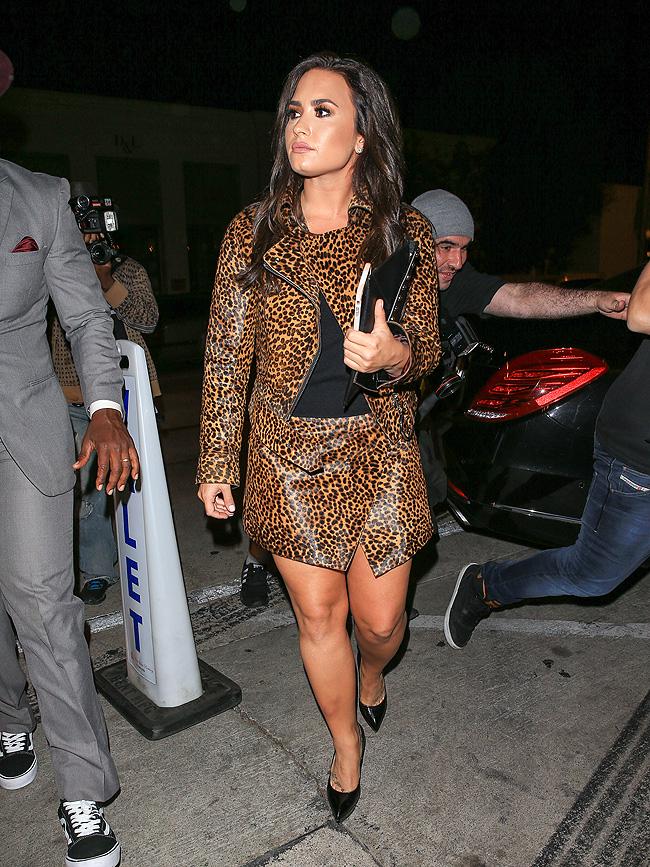 El look del día, Demi Lovato