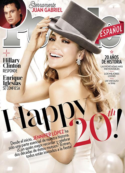 Jennifer López Portada