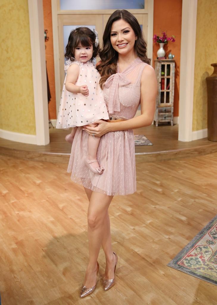 Ana Patricia Gamez y su hija Giulietta Martinez