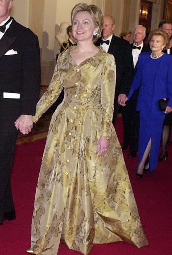 Hillary Clinton: su estilo como primera dama