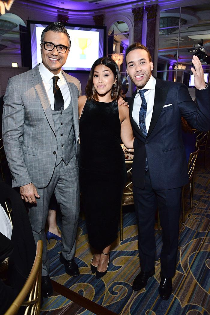 Jaime Camil, Gina Rodríguez, Prince Royce