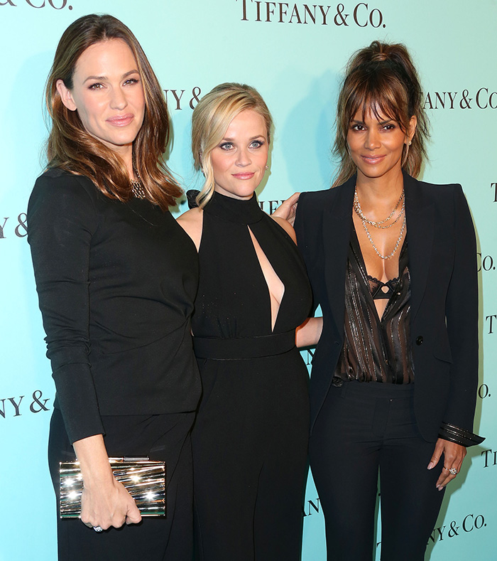 Jennifer Garner , Reese Witherspoon, Halle Berry