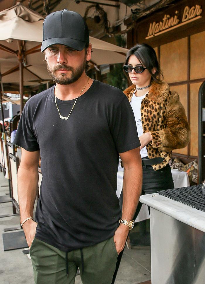 Kendall Jenner , Scott Disick