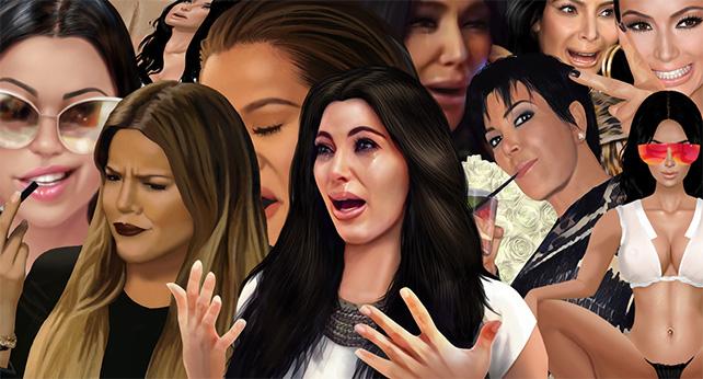 Kim Kardashian emoji