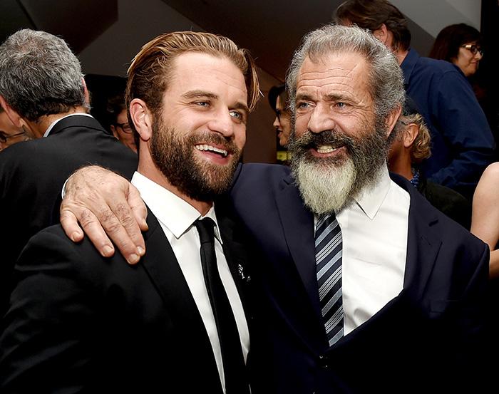 Mel Gibson , Milo Gibson