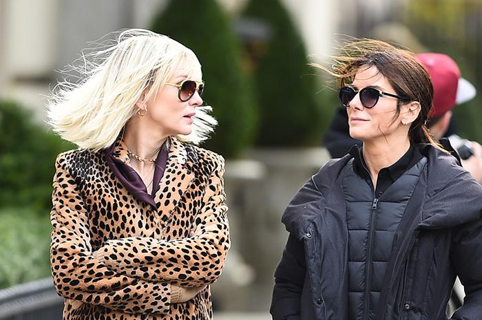 Cate Blanchett, Sandra Bullock