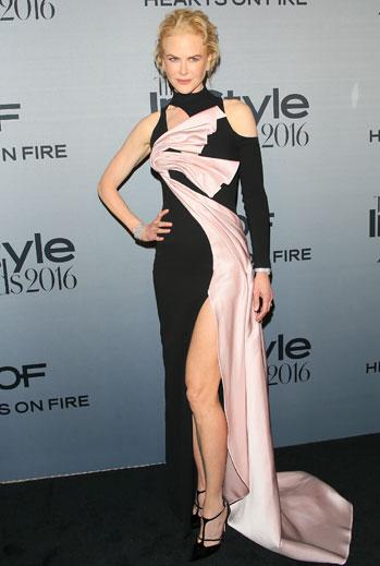 Nicole Kidman, look del día