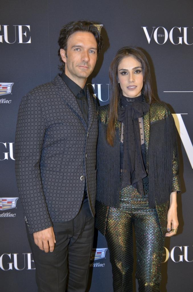 Sandra Echeverría y Leonardo de Lozanne