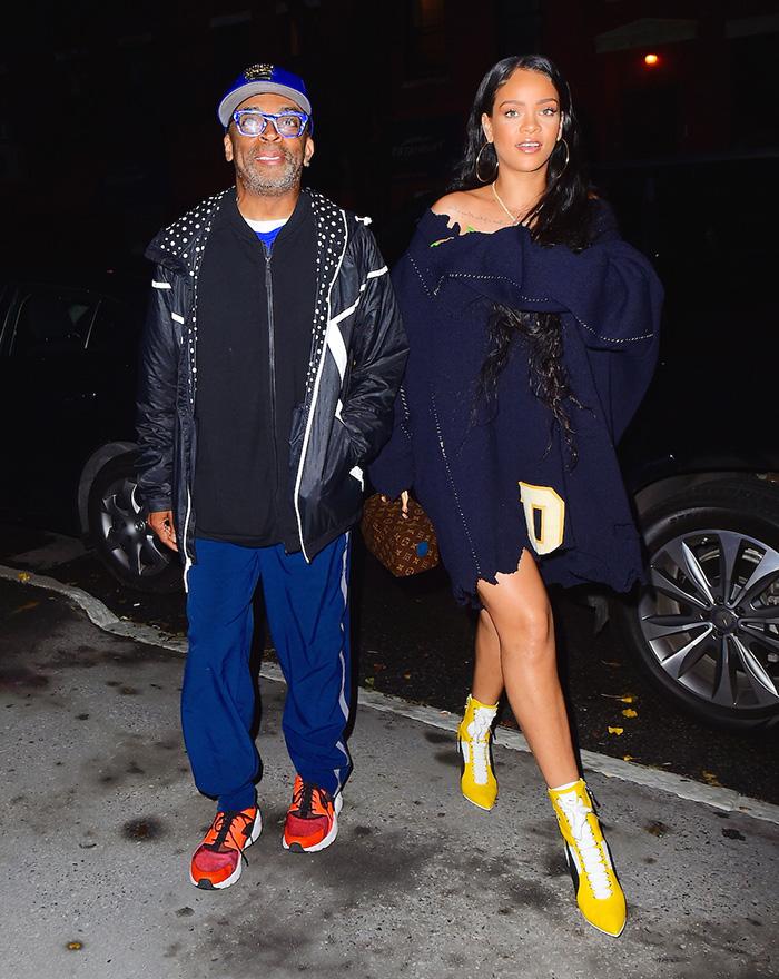 Spike Lee, Rihanna