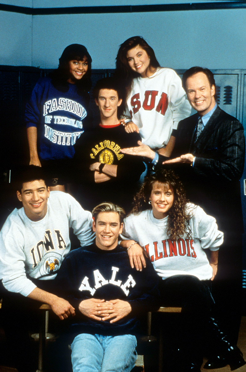 Elenco de Saved by the Bell