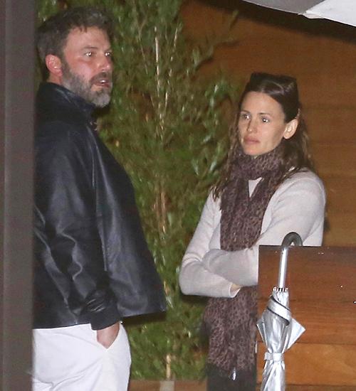 Jennifer Garner, Ben Affleck