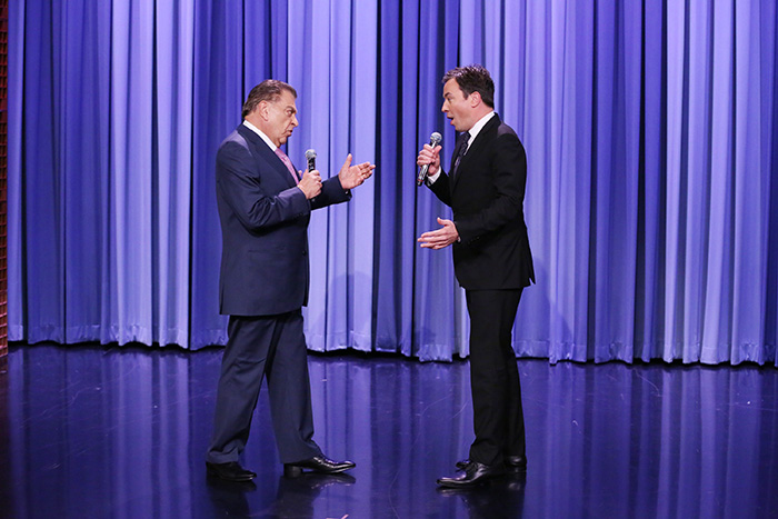 Don Francisco, Jimmy Fallon