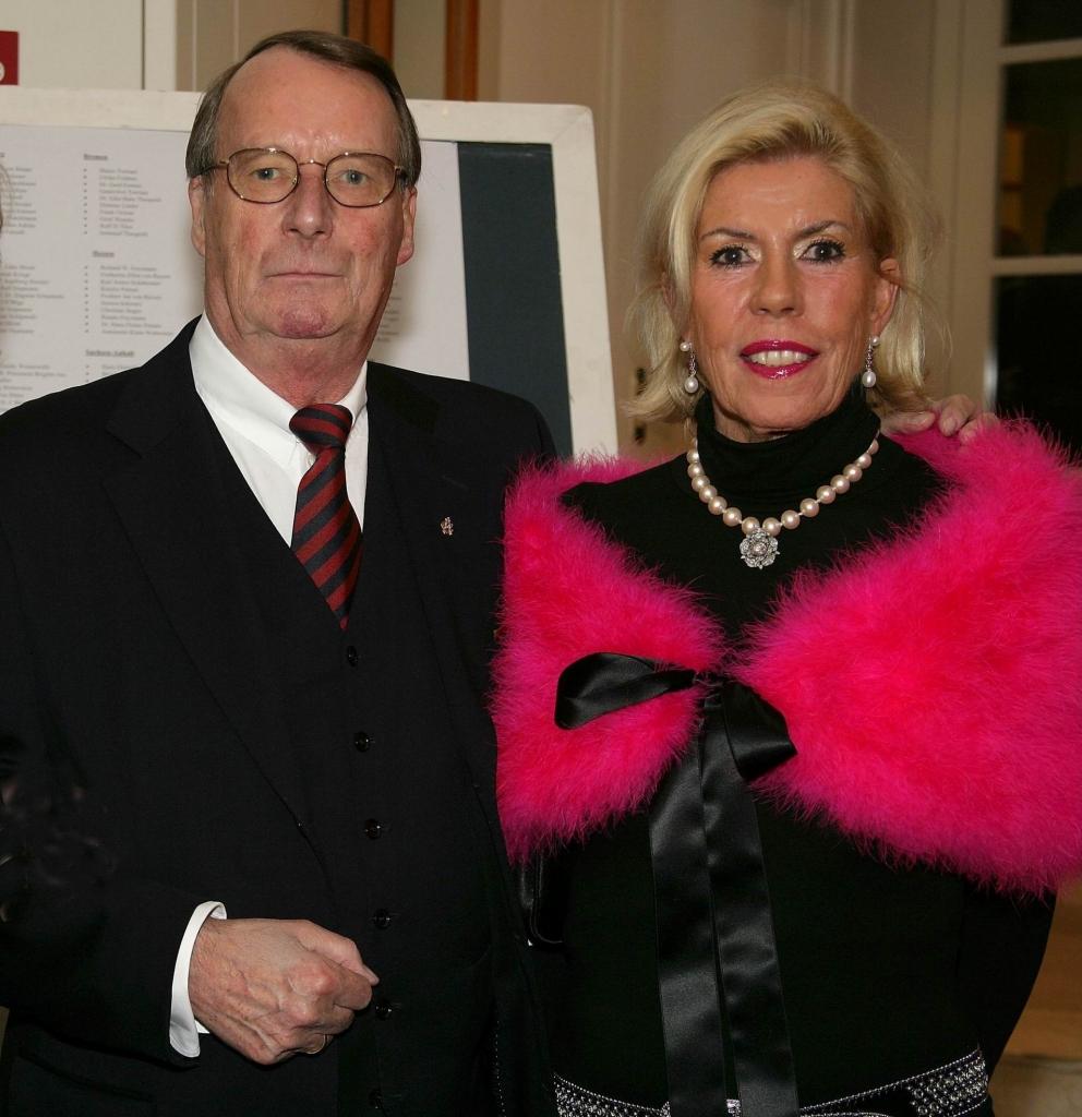 Príncipe Michael de Prusia y Brigitta de Prusia