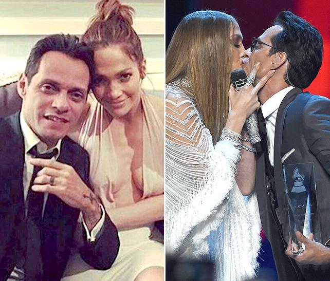 Jennifer Lopez y Marc Anthony: Crónicas de un reencuentro