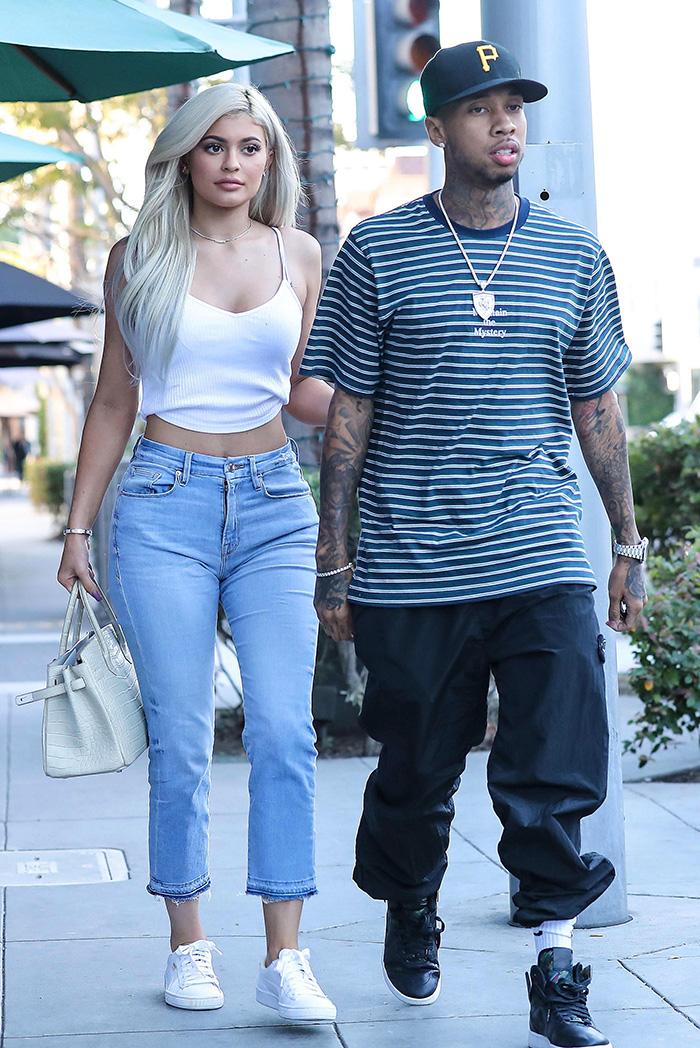 Kylie Jenner , Tyga