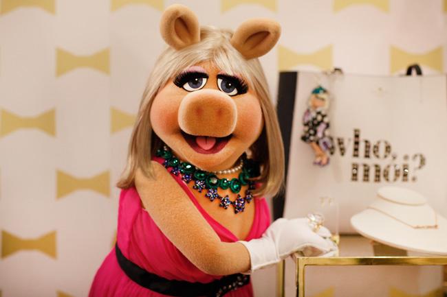 MISS PIGGY PRINCIPAL