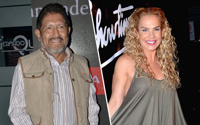 Juan Osorio y Niurka Marcos