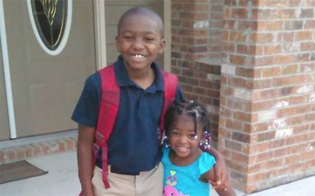 Jordan Jackson y su hermana J'Niaha