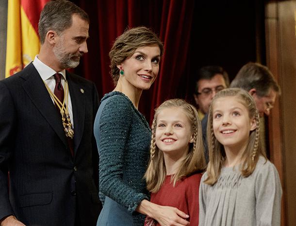 Reina Letizia Infanta Leonor, Infanta Sofía