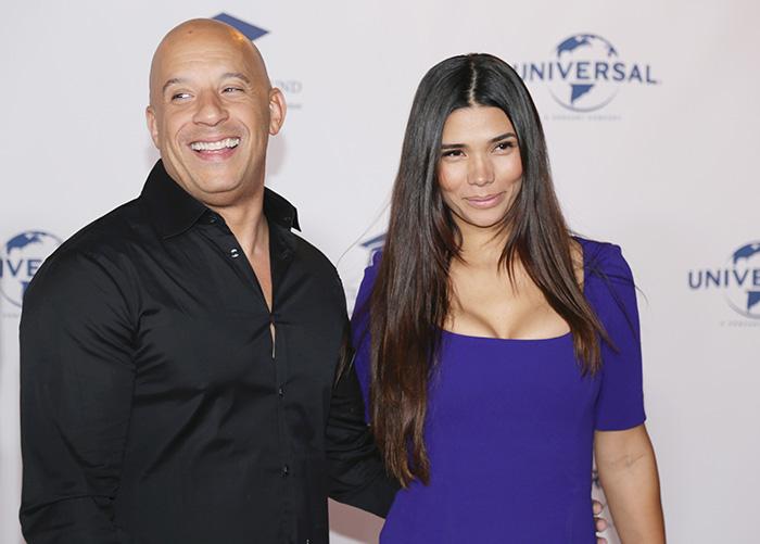 Vin Diesel , Paloma Jiménez
