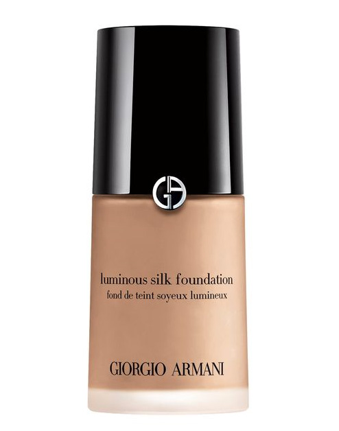 Luminous Silk Foundation, de Armani.