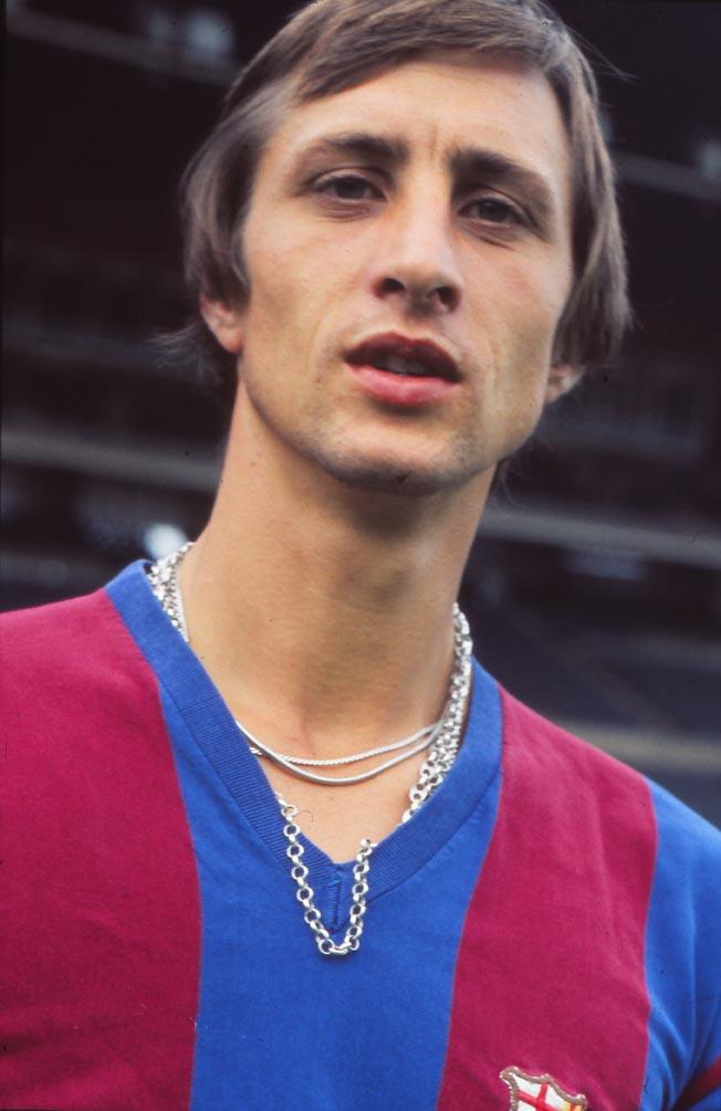 Johan Cruyff muerte