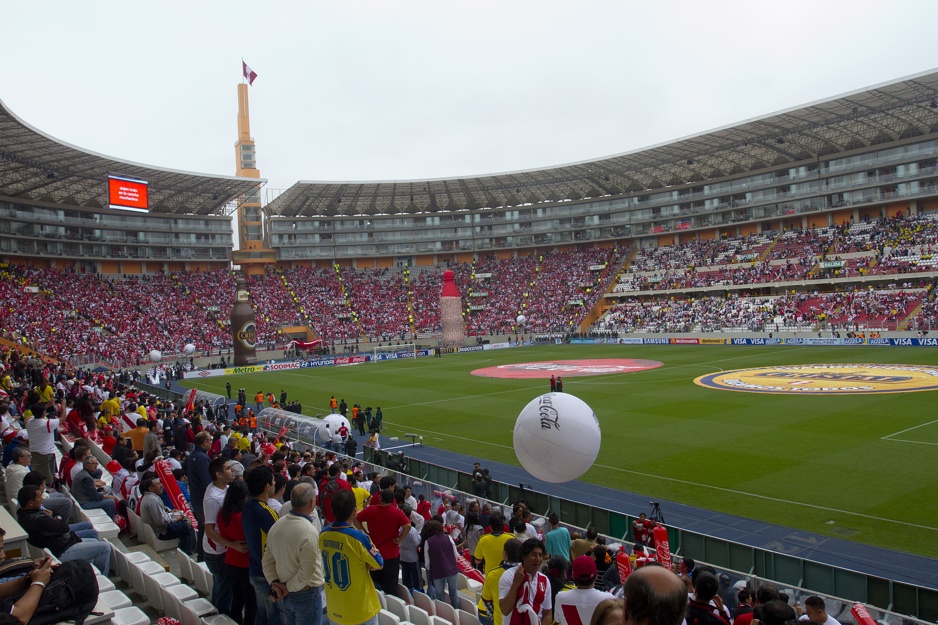 Peru v Colombia - South American Qualifiers
