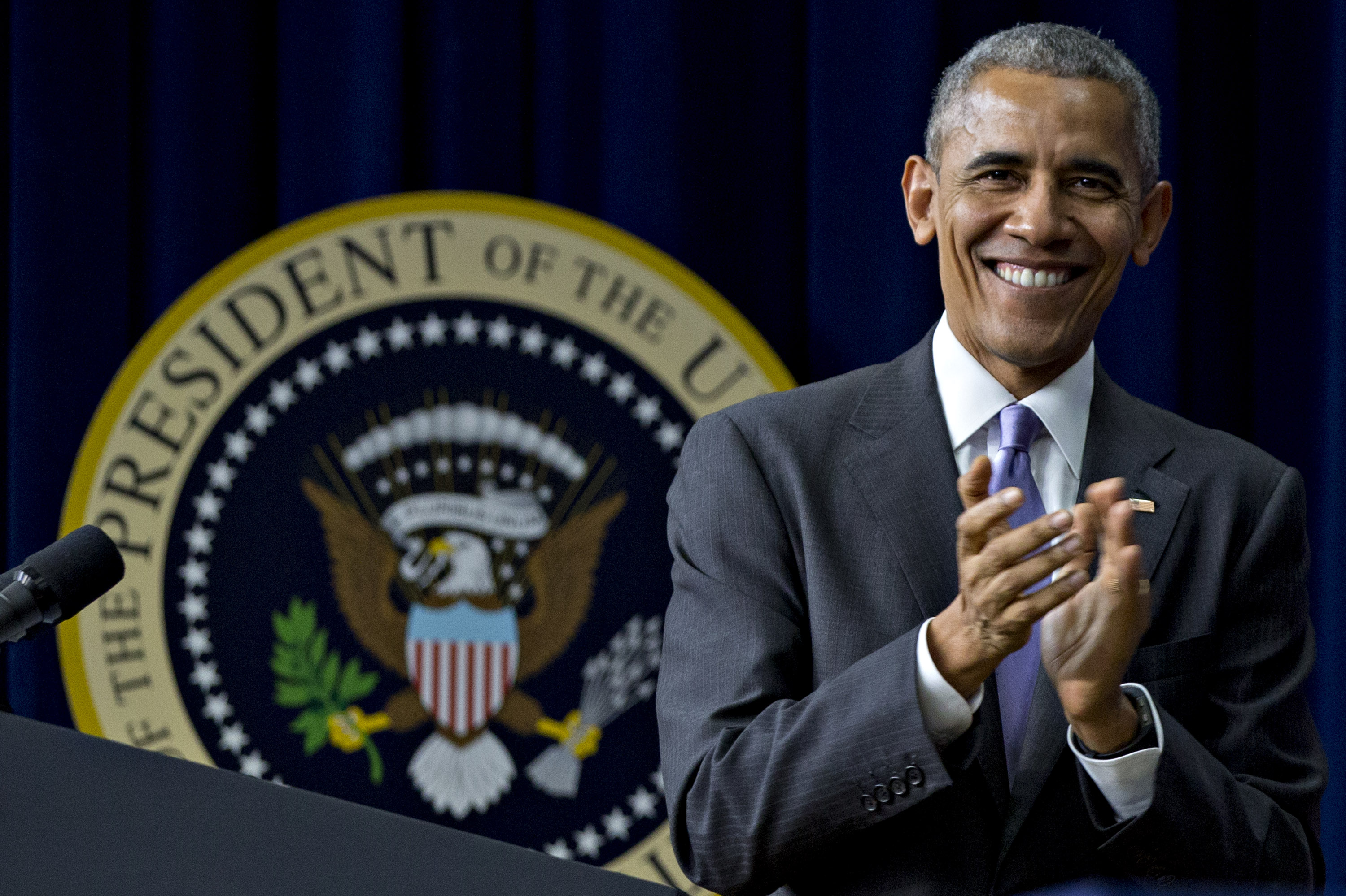 President Barack Obama Signs 21st Century Cures Act