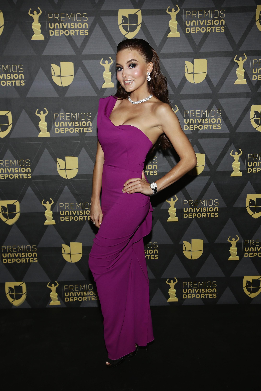 Angelique Boyer en Premios Univisión Deportes