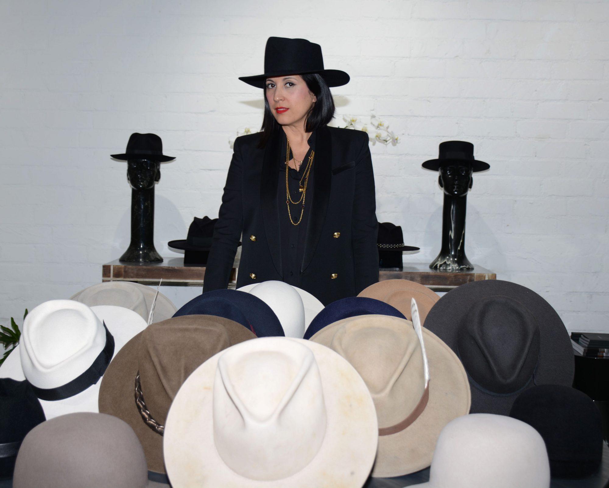 Gladys Tamez, Lady Gaga hats