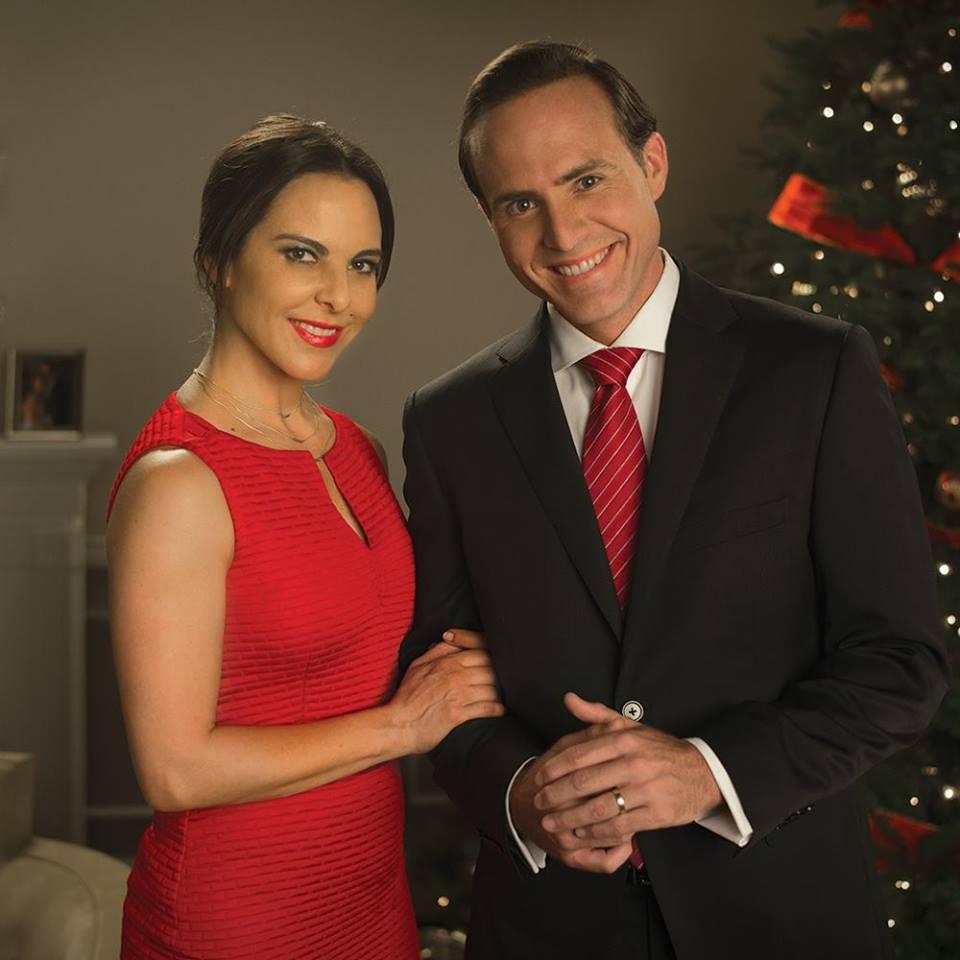 Kate del Castillo y Erik Hayser