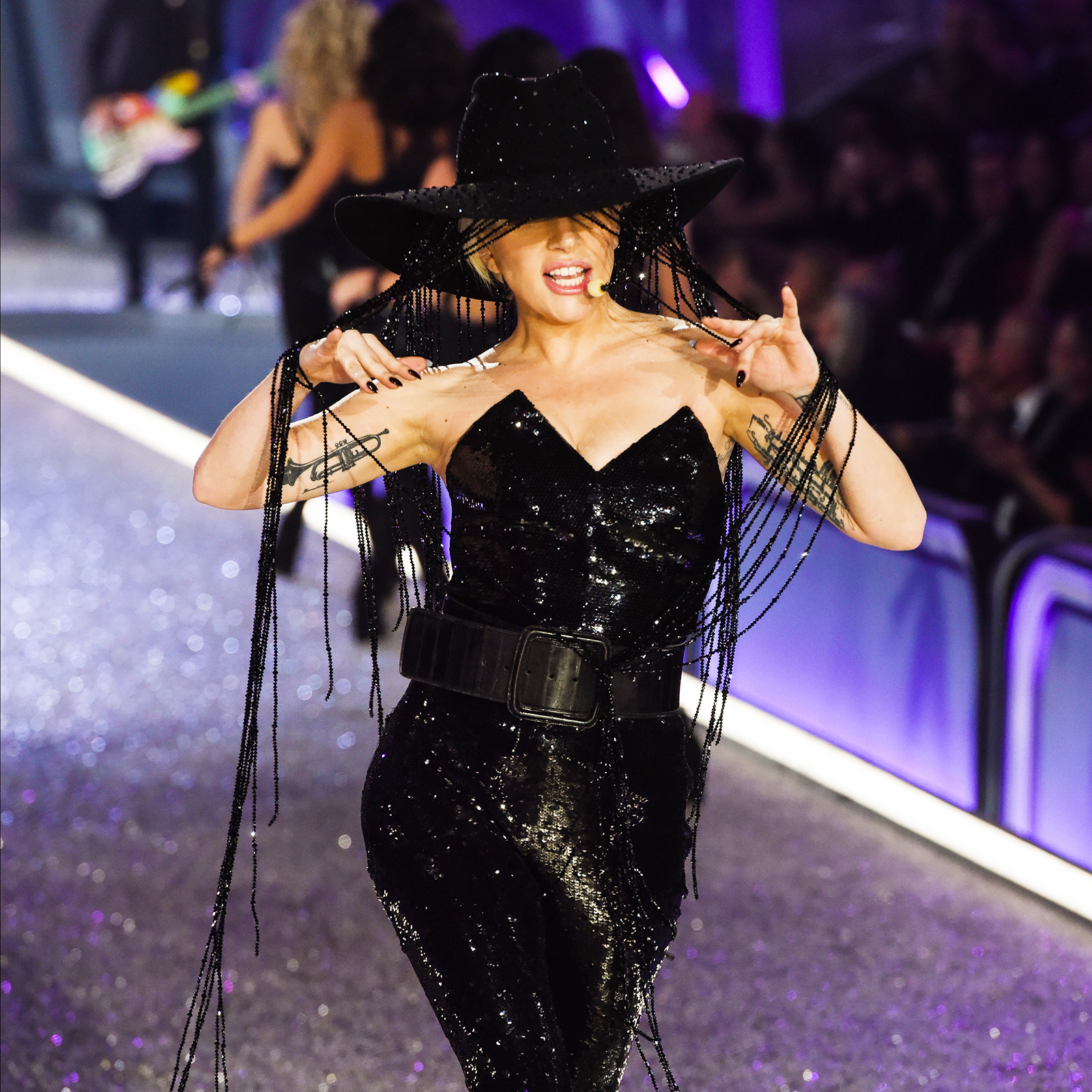 Lady Gaga hats