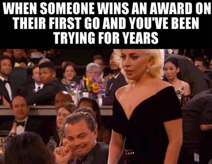 Lady Gaga, Leonardo DiCaprio