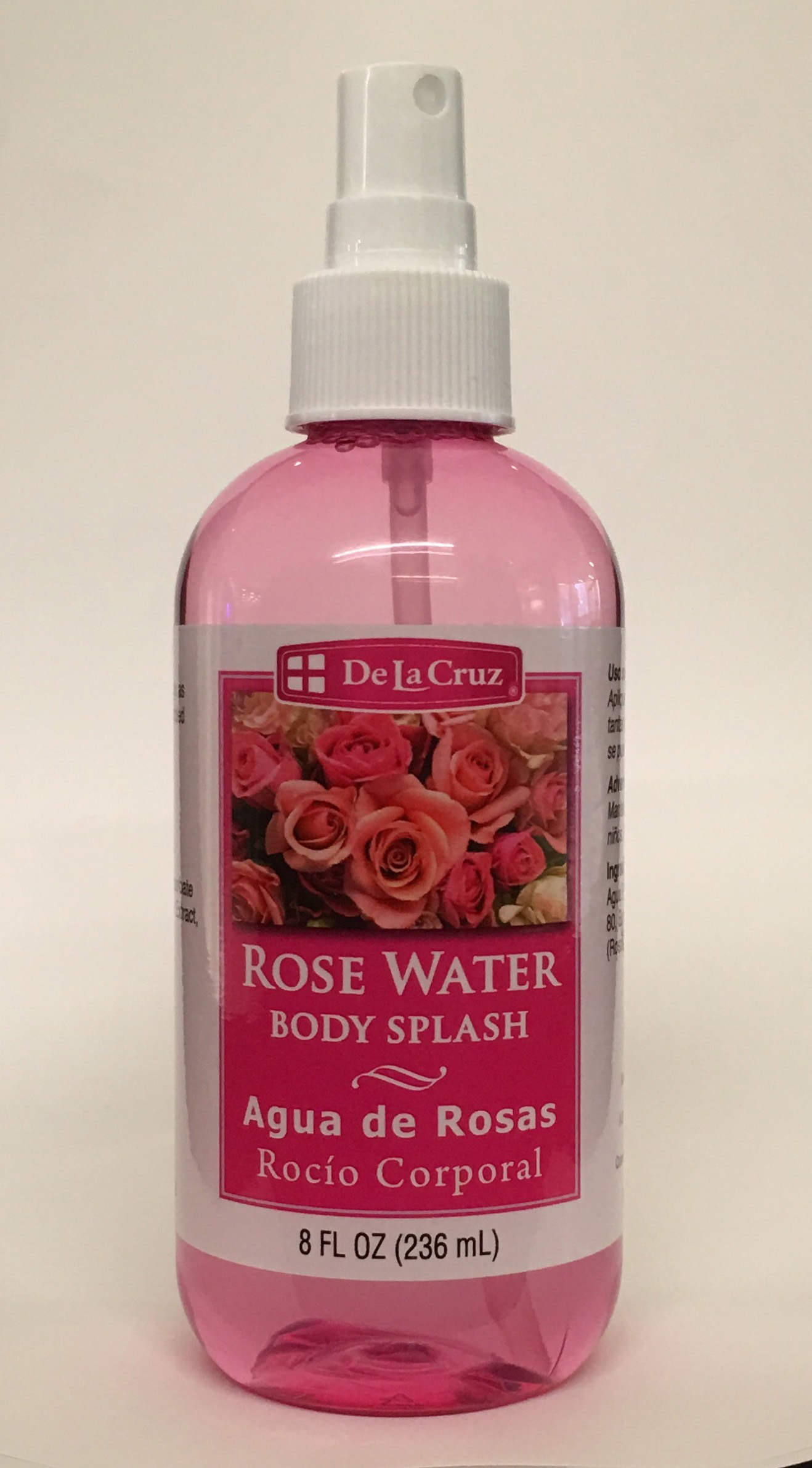 Agua de Rosas Rose water