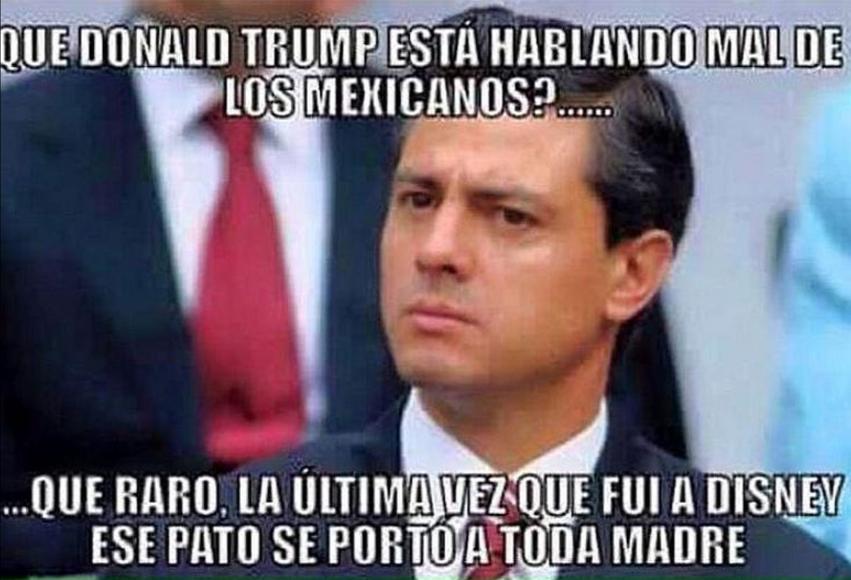 Enrique Peña Nieto meme