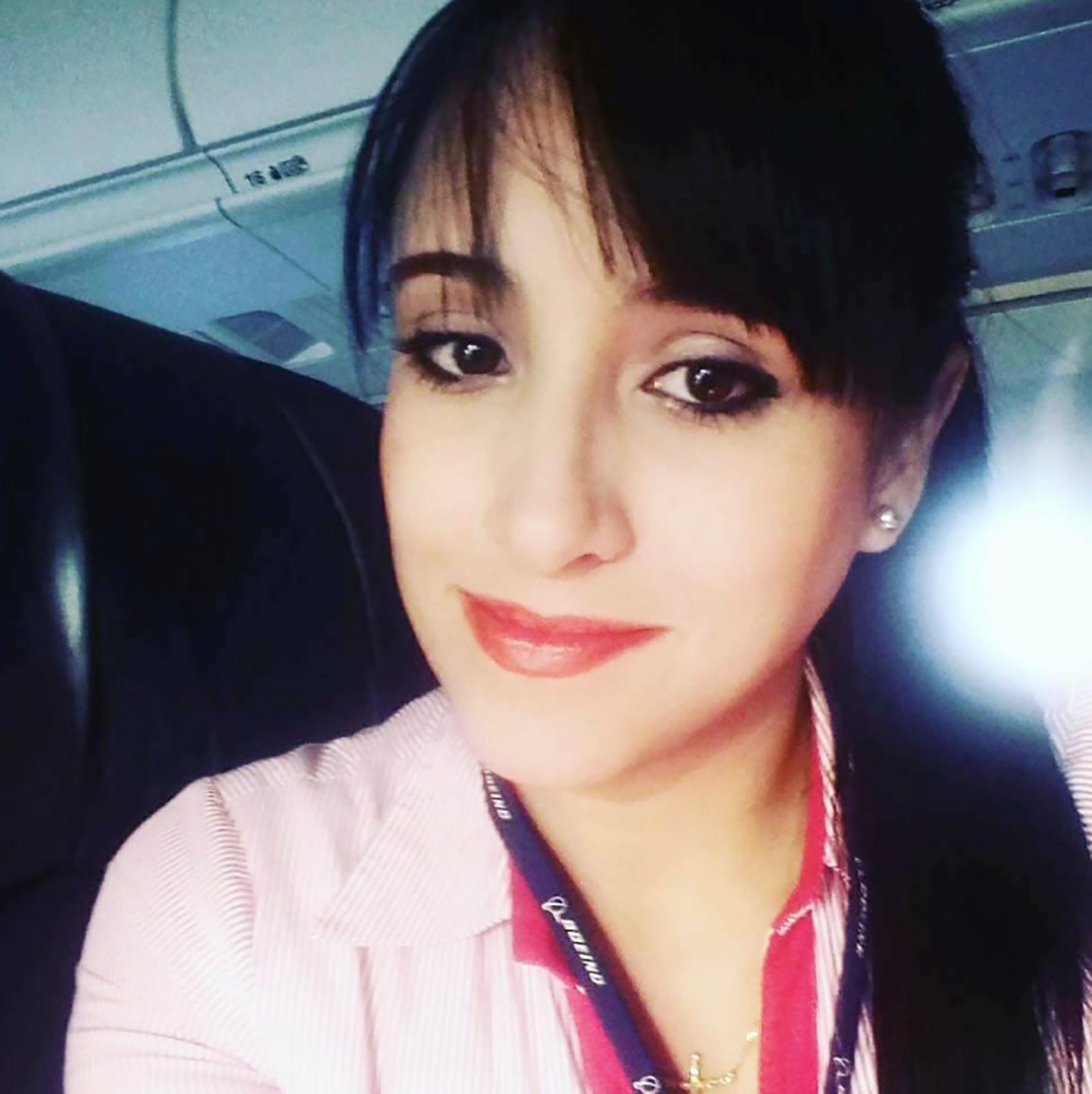 Ximena Suárez.