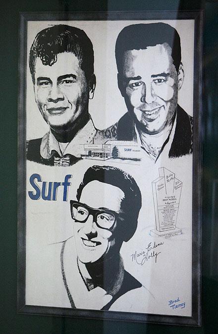 "Ritchie Valens, Buddy Holly y J.P. ""The Big Bopper"" Richardson, Famosos que han muerto en accidentes aéreos"