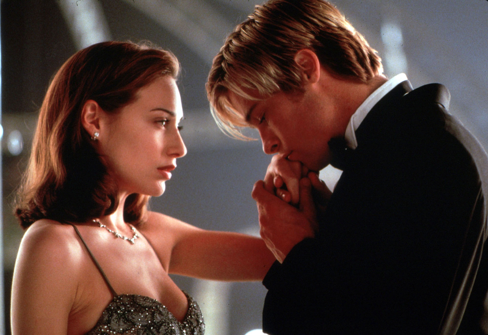 Susan Parrish (Claire Forlani Shares An Intimate Moment With A Mysterious Presence Known Only As Jo