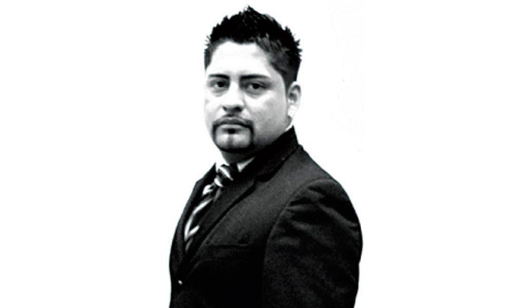Carlos Argain de La Sonora Dinamita
