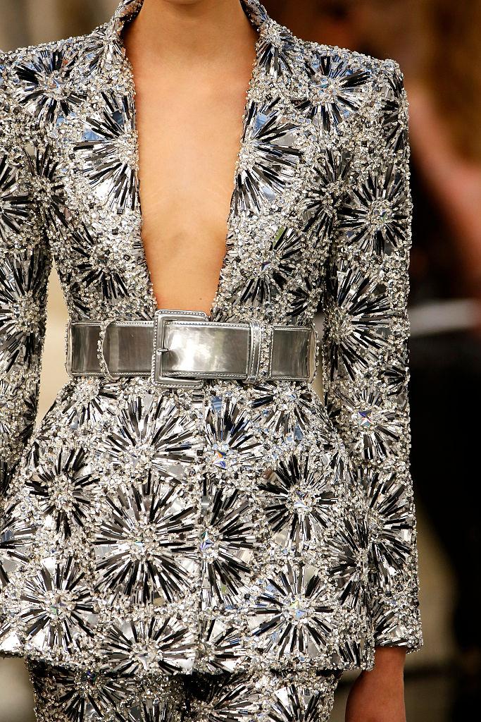 Cinturon Chanel Couture SS17