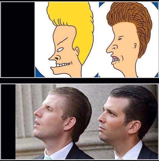 donald-trump-kids-beavis-butthead