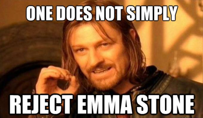 Emma Stone meme