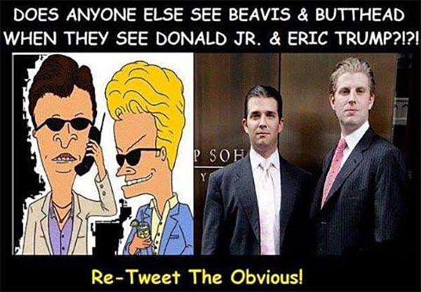 eric-donald-jr-beavis-buthead-meme