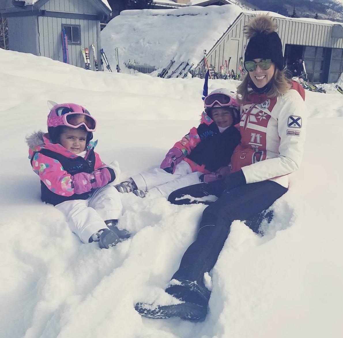 Jacky y sus hijas