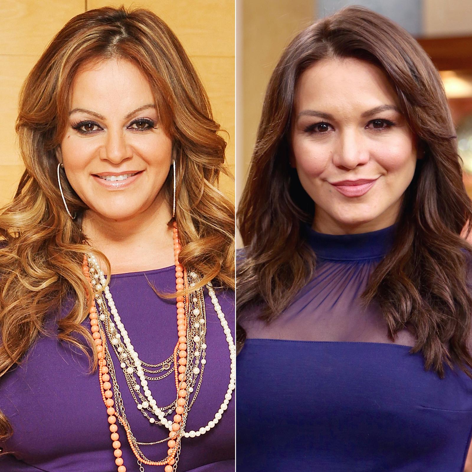 Jenni Rivera y Luz Ramos