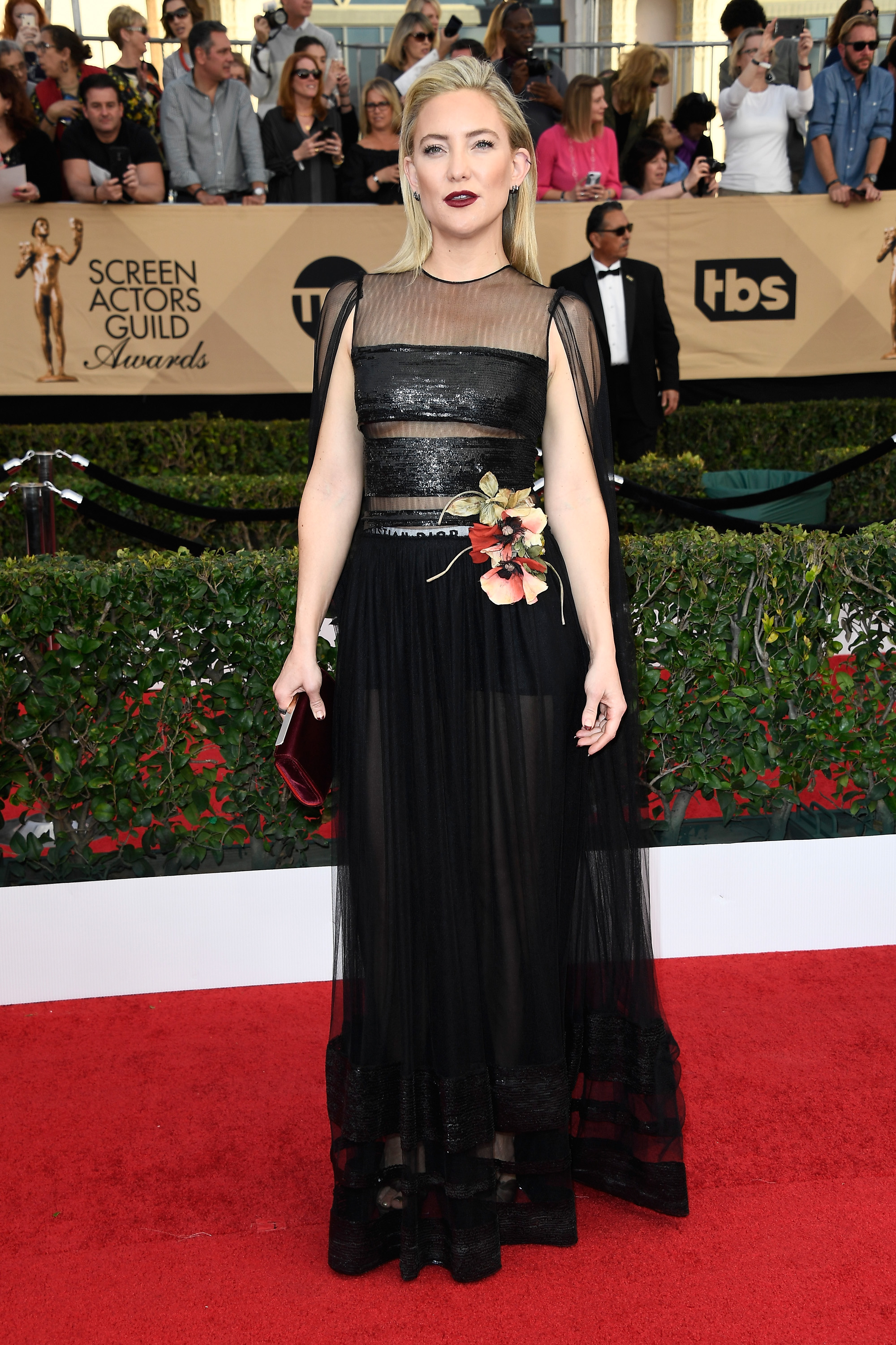 Kate Hudson SAG awards vestido