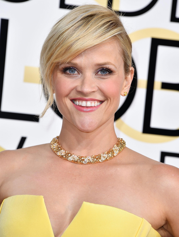 Reese Witherspoon, peinado Golden Globes
