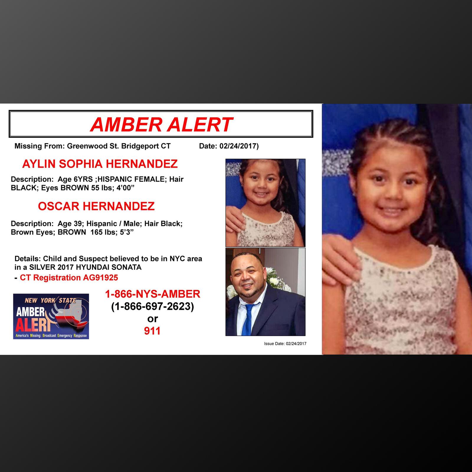 Alerta Amber por Aylin Sophia Hernández