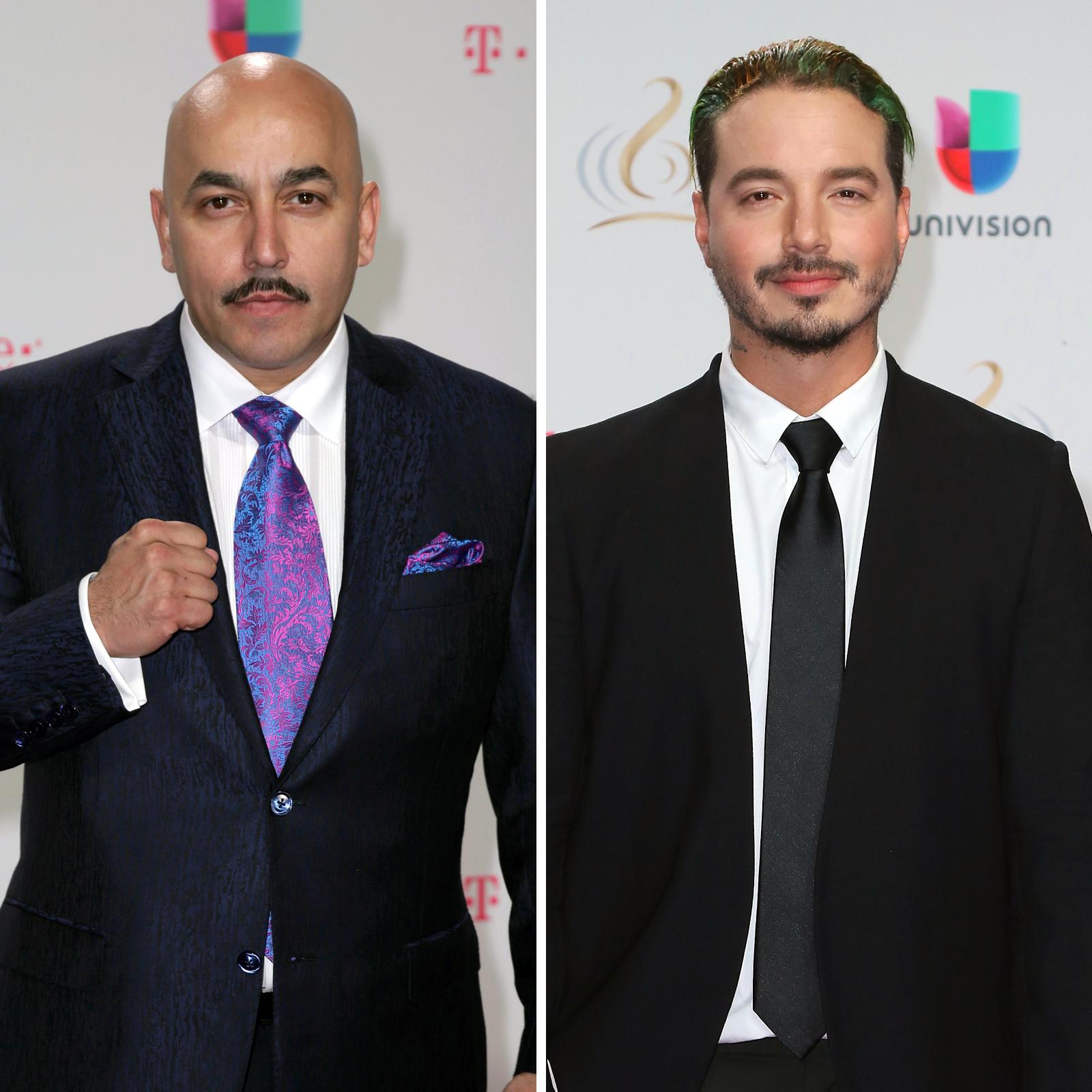 Lupillo Rivera y J Balvin
