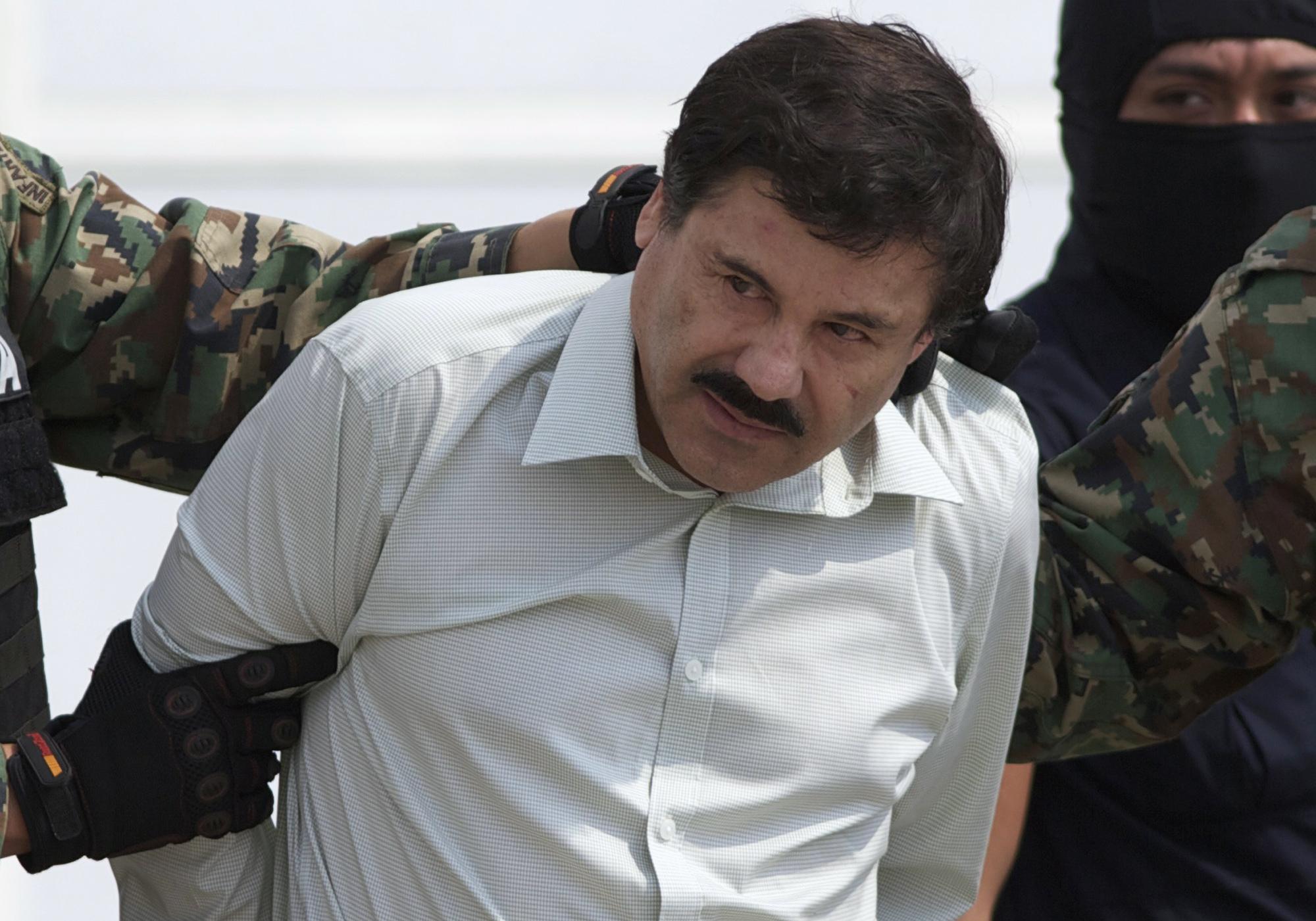 "Joaquin ""El Chapo"" Guzmán"